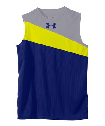 Boys' UA Influencer Sleeveless