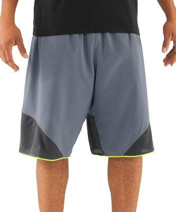 Steel Rickter Basketball Shorts - Men & Tall