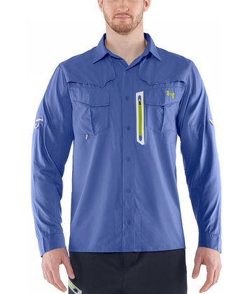 Mirror Coldblack® Abyss Guide Button-Up - Men & Tall
