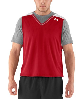 Red Practice Jersey - Men & Tall