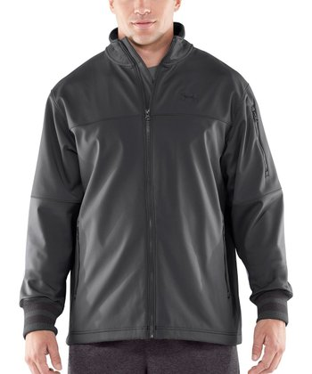 Graphite Storm Contender Softshell Jacket - Men & Tall