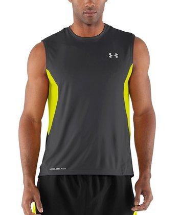 Graphite ColdBlack® Run Sleeveless Top - Men & Tall