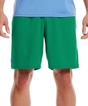 Astro Green ReFlex Shorts - Men & Tall