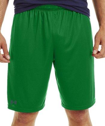 Astro Green Micro Shorts - Men & Tall