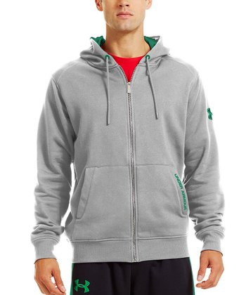 Aluminum Charged Cotton® Storm Zip-Up Hoodie - Men & Tall