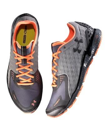 Charcoal UA Micro G® RE Running Shoe