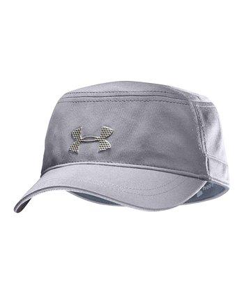 Aluminum Military Stretch Fit Cap