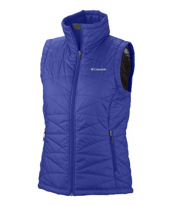 Light Grape Mighty Lite III Vest - Women