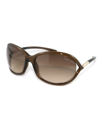 Brown Jennifer Sunglasses