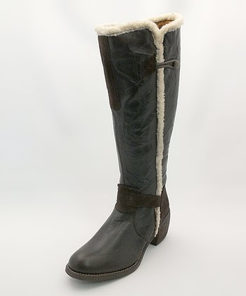 Dark Brown Balla Boot