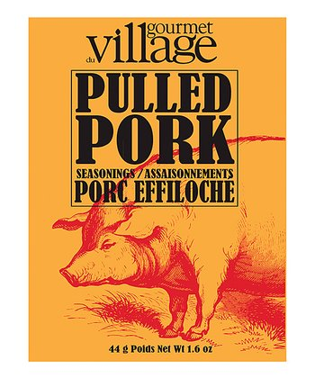 Pulled Pork Seasoning – Set of Four