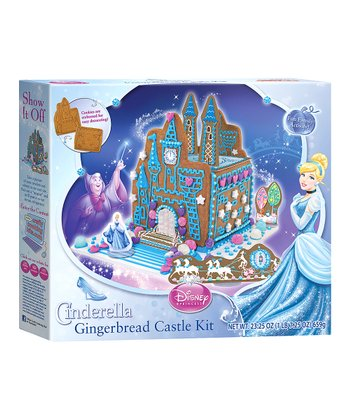 Cinderella's Gingerbread Castle Treat Set