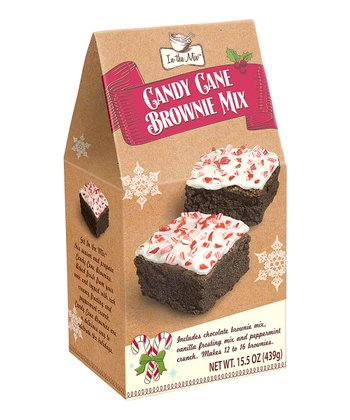 Candy Cane Brownie Mix