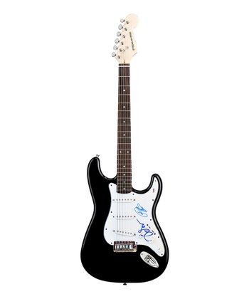Autographed Guitars Collection