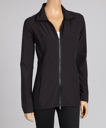 Black Pursuit Jacket - Women & Plus