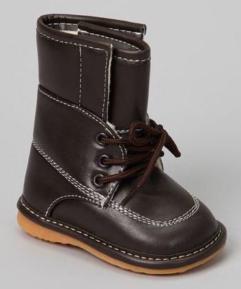 Laniecakes Brown Squeaker Boot