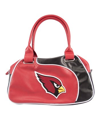 Red Arizona Cardinals Satchel