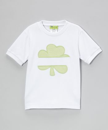 White Clover Tee - Infant, Toddler & Boys