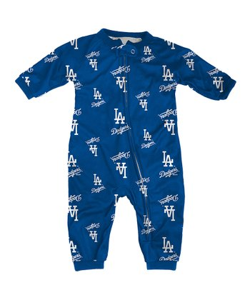 Los Angeles Dodgers Playsuit - Infant