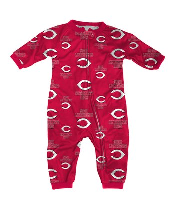 Cincinnati Reds Playsuit - Infant