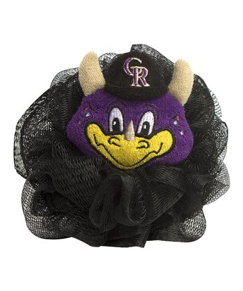 Colorado Rockies Loofah - Set of Three