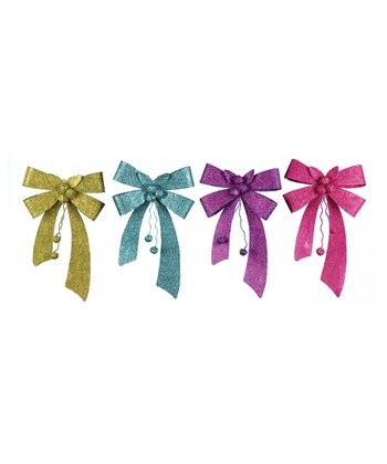 Glitter Ribbon Wall Décor Set