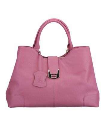 Salmon Brooke Satchel