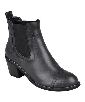 Black Rome Ankle Boot