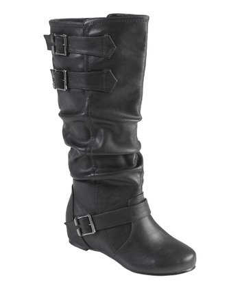Black Tiffany Boot