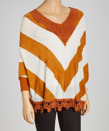 Brick Chevron Swing Top
