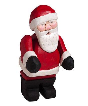 Bloomwood Meadows Santa Figurine