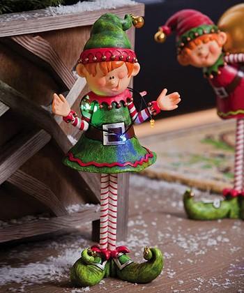 Jolly Elf Figurine