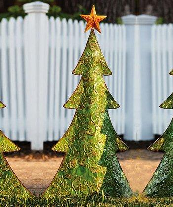 Christmas Tree Statue