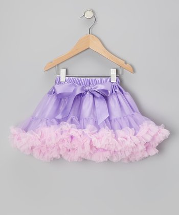 Lavender & Pink Pettiskirt - Infant, Toddler & Girls