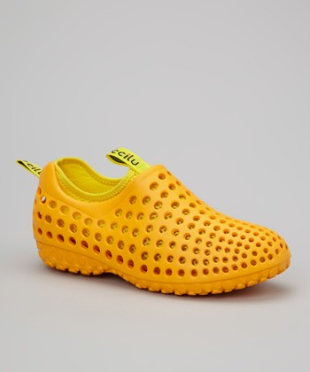 Orange Summer Shoe - Women