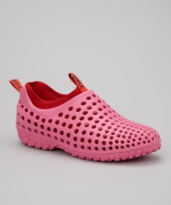 Pink Summer Shoe - Women
