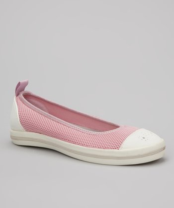 Blossom & White Milly Slip-On Shoe - Women
