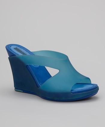 Storm Blue Harker Sandal - Women
