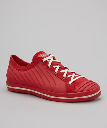 Crimson & Cream Ceecee Sneaker - Women