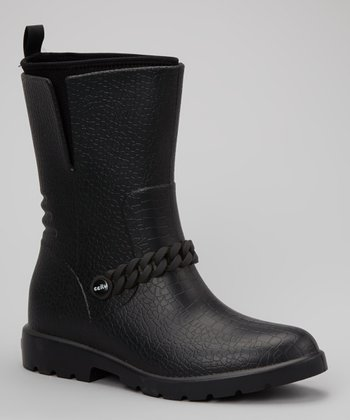 Black Becky Boot - Women