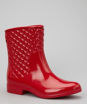 Crimson Flame Drift Boot - Women