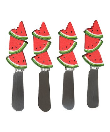 Watermelon Spreader - Set of Four