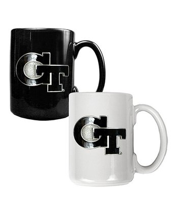 Georgia Tech Coffee Mug Set