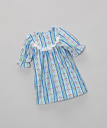 Royal Tyrolean Doll Nightgown