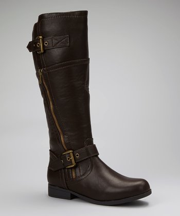 Light Brown Freda Boot