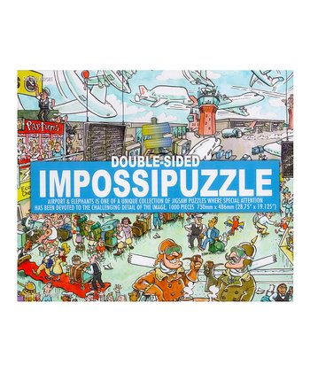 Airports & Elephants Impossipuzzle