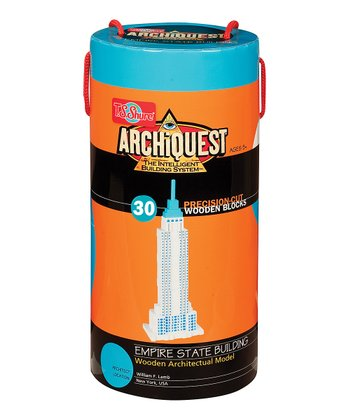 ArchiQuest Empire State Building Block Set