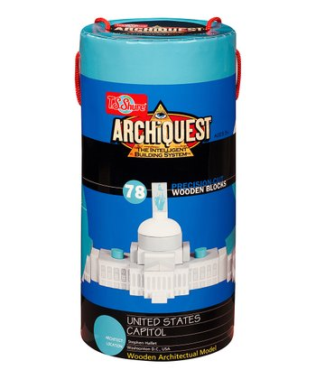 ArchiQuest Capitol Building Block Set