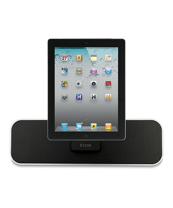 Portable Stereo System for iOS