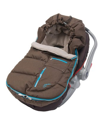 Cocoa Arctic Bundle Me Infant Stroller Jacket